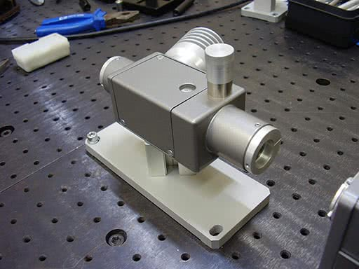 Attenuator of high-power laser radiation
