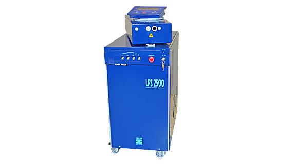 Nd:YAG laser model LQ929
