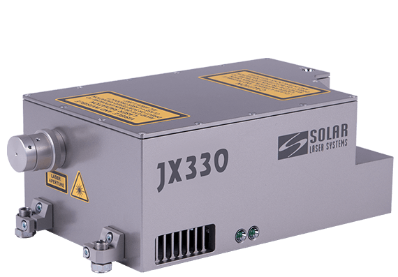 Compact Air-cooled kHz DPSS Lasers JX300 series