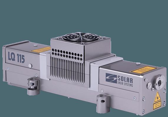 Compact Air-Cooled Nd:YAG Laser LQ115