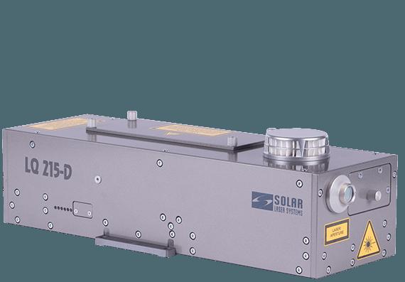Dual-Pulse Compact Nd:YAG Laser LQ215-D