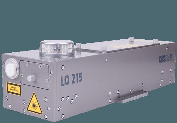 Compact Nd:YAG Laser LQ215