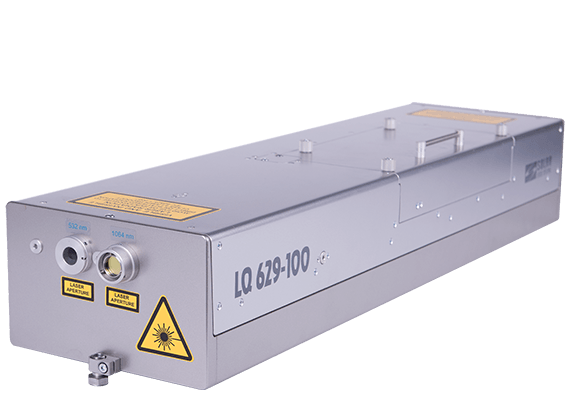 100 Hz Nd:YAG Laser LQ629
