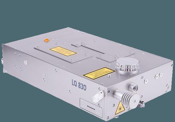 TEMoo High-Power Pulsed Nd:YAG Lasers LQ830