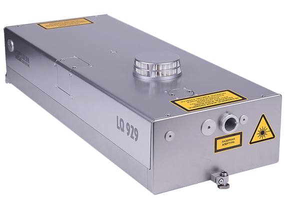High-Power Pulsed Nd:YAG Lasers LQ929