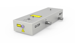narrow linewidth ti:sapphire laser LX329