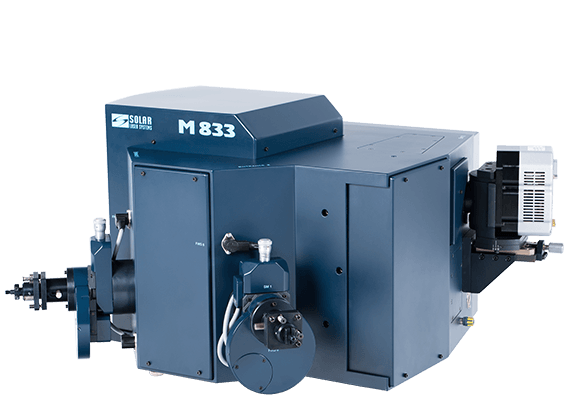 High-Resolution Automated Raman Spectrograph M833