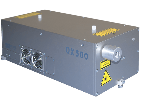 High Pulse Energy Air-cooled DPSS Nd:YAG Laser QX500