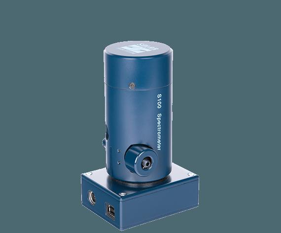Compact Wide-Range Spectrometer S100