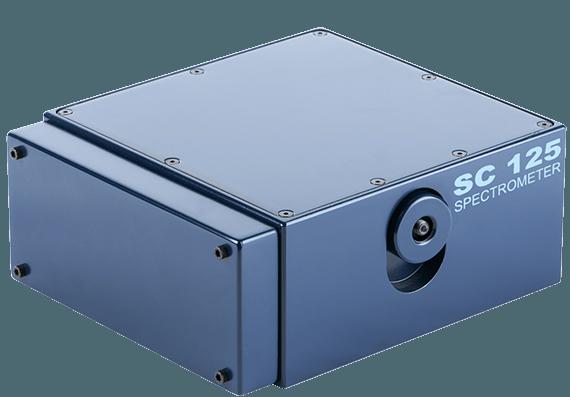 High-Sensitivity Compact Spectrometer SC125