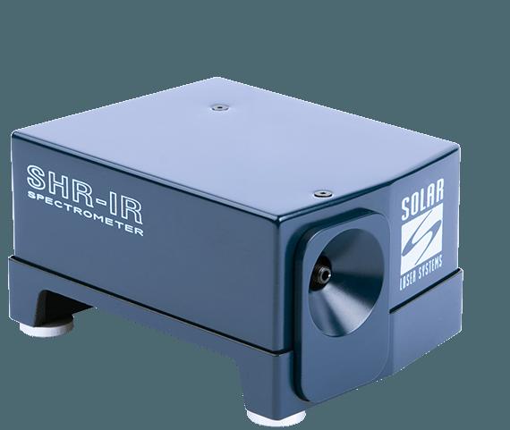 Wide-Range Infrared Wavelength Meter SHR-IR