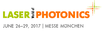 23nd International Trade Fair and Congress for Photonics Components, Systems and Applications. June 26-29, 2017