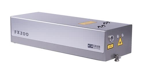 Femtosecond laser FX200. photonics. world of lasers and optics- 2018