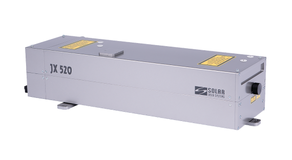 High Power kHz DPSS Lasers JX500 series