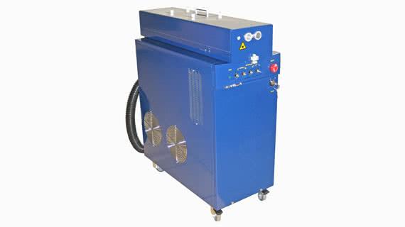 100Гц Nd:YAG лазер. Модель LQ629
