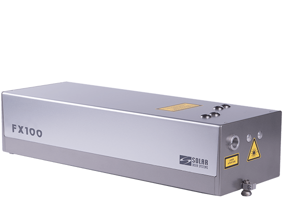Компактные Yb:KYW фемтосекундные лазеры FX