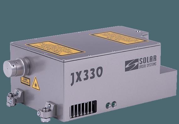 Компактные кГц лазеры с диодной накачкой и воздушным охлаждением JX300