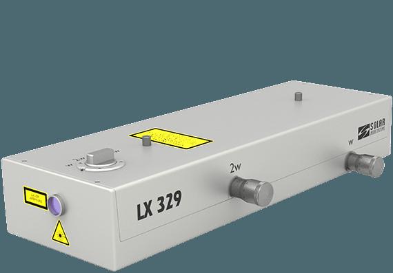 Перестраиваемые импульсные Ti:Sapphire лазеры с узкой линией генерации LX329