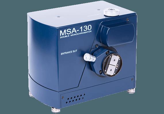 Двойной монохроматор со сложением и вычитанием дисперсии MSA-130