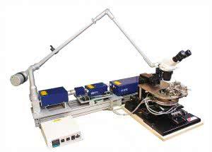 лазерная система для симуляции воздействия ионизирующего излучения на полупроводниковые структуры