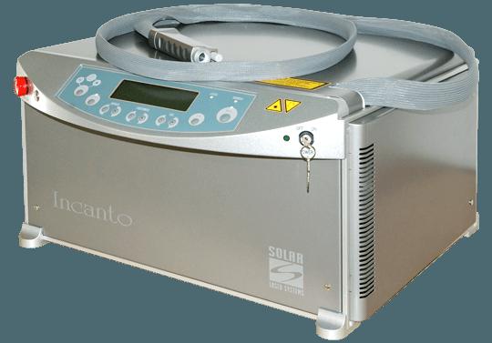 Компактные александритовые и неодимовые лазеры Incanto-mini