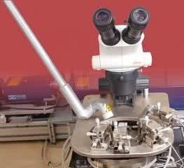 Nd:YAG лазер с зеркальным манипулятором