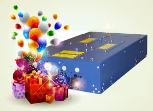 Новогодний подарок от СОЛАР ЛС