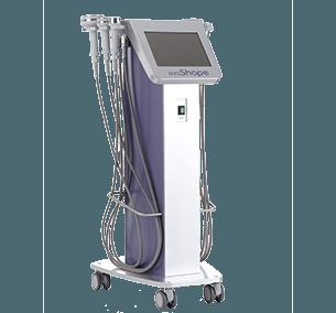 Многочастотный аппарат радиолифтинга Evoshape