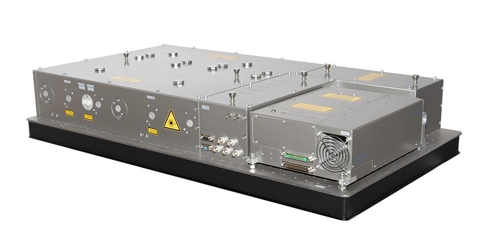Лазерная система для обнаружения метана